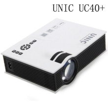2016 Original UNIC UC40+ UC40 Mini Pico Portable 3D Projector HDMI Home Theater Beamer Multimedia Projector Full HD 1080P Video