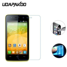Udapakoo Nano Explosion-proof (Soft Glass) Clear Screen Protector Front Protective Film for Explay Onyx(China)