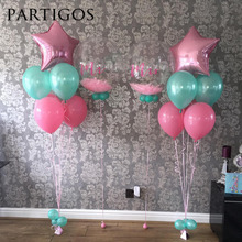 Buy 10pcs/lot 18inch Peral Pink Star balloons 2.3g 10 inch Latex balons Wedding Birthday Party Decor Helium Inflatable Classic Gifts for $2.30 in AliExpress store