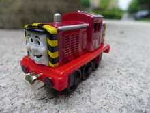 TT03-- Thomas & Friends Metal Diecast Vehicle Salty Toy Train New Loose(China)