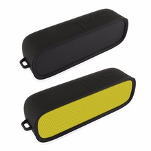 Rectangle Double Horn Waterproof Speaker Wireless Bluetooth Speaker for Xiaomi for I-phone etc. Audio Player Mobile Phone PC(China)