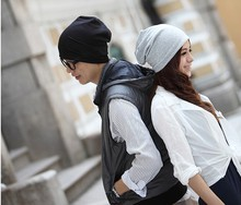 200pcs/lot new coming cotton winter knit hip hop beanie hat cap/20 color for choose(China)