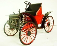 Vintage metal craft the 4runner classic cars metal carriage decoration antique metal craft gift home/shop/ office decoration(China)