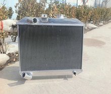 3 Row for JEEP Willys 41 42 43 44 45 46 47 48 49 50 51 52 aluminum radiator(China)