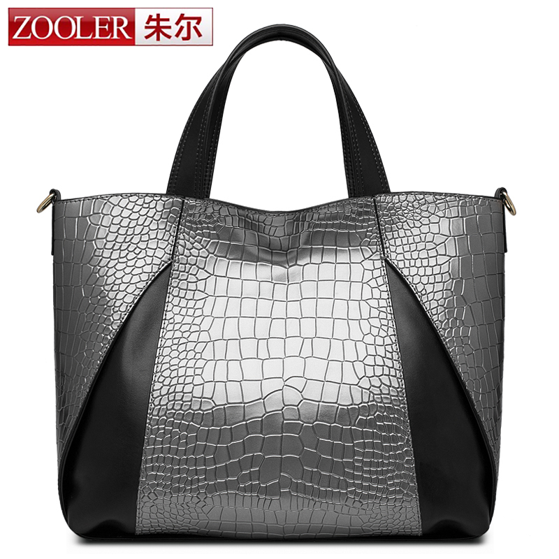 ZOOLER genuine leather bag luxury women leather bags handbags women casual bags large capacity OL lady beloved  bolsos#6955<br><br>Aliexpress