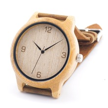 China Shenzhen Factory Designer Brand Your Own Watch Custom Logo Watch Personalized Wood Watch