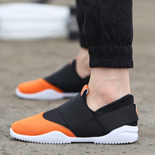 2017 New Spring Leisure Shoes Korean Students Pedal Shoes Air Flow(China)