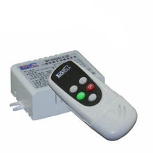 High Quality 2 Way Digital Intelligent Lighting 220V Wireless Remote Control Switch(China)