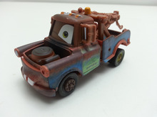 Pixar Cars One Eyed Mater Diecast Toy Car 1:55 Loose Brand New In Stock & Free Shipping
