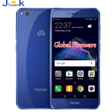 Original Huawei Honor 8 Lite Global Firmware 4G Mobile Phone Android 7.0 Octa Core 2.1GHz 5.2 inch Screen 12MP Camera 3000mAh