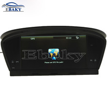 8inch Car DVD GPS for BMW5 E60 E61 E63 E64/M5 2003 2004 2005 2006 2007 2008 2009 2010(for without AUX) with Multimedia GPS