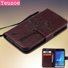 Wallet Leather Case Cover for Samsung Galaxy j1 j2 j3 J5 j7 2016 Flip Leather case for Samsung J5 Galaxy j1 ace j310 j510 j710