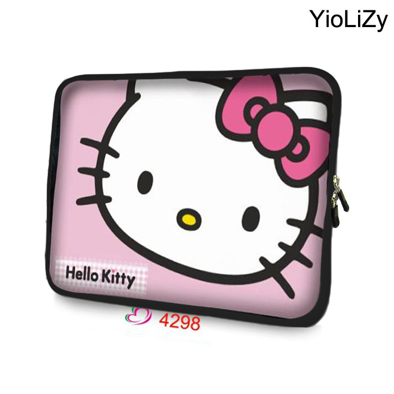 hello kitty soft Tablet case 7 sleeve notebook cover 7.9 laptop case mini protective skin bag for ipad mini TB-4298(China)