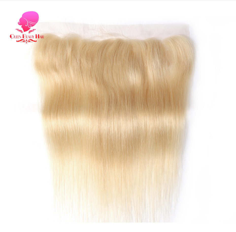 blonde hair with frontal (4)
