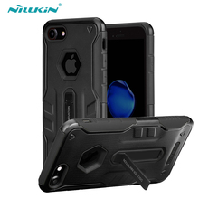 "Nillkin DEFENDER 4 Luxury Slim Case For Apple iPhone 7 7 Plus Case 4.7"" 5.5'' ip7 cell Phone Back Armor Covers(China)"