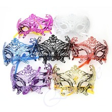 G104 2015 hot-selling New Plastic Laser Cut Masquerade Venetian Eyemask Prom Party Mardi Gras Masks hot