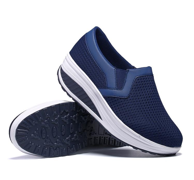 RS 3308 (19) 2017 Autumn Women's Platform Shoes