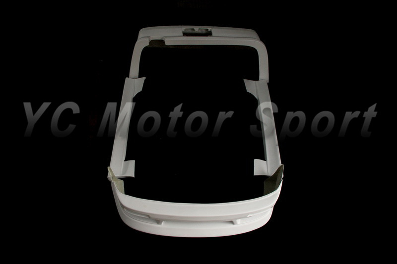 1989-1994 Nissan S13 Silvia PS13 BN Sports Style Body Kit FRP (1)