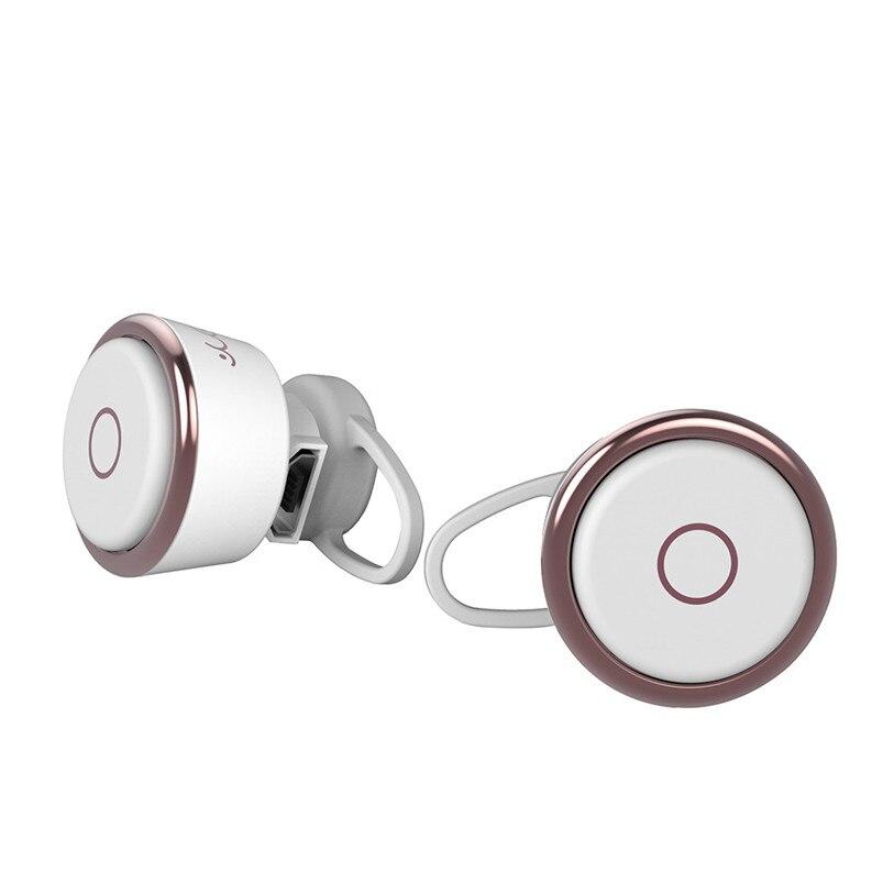 Dual Mini True Wireless Bluetooth Twins Stereo In-Ear Headsets Earphone Earbuds For iphone Samsung DEC20<br><br>Aliexpress
