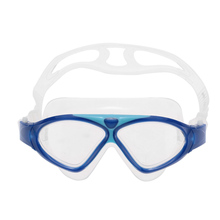 1PCS Kids Swimming Goggles Adjustable Transparent Non Fogging Anti-UV Swimming Diving Glasses Water Sports Eyewear 5 Colors