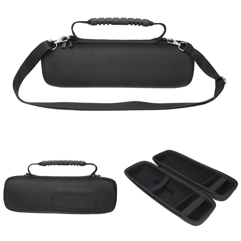 LEORY Wireless Speaker Accessory 1 pc Speaker Case For JBL Charge 3 Portable Bluetooth Speaker Bag for Traveling Camping