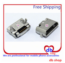 For BlackBerry Classic Q20 BB 9360 9350 9370 micro usb charge charging connector plug dock socket port(China)