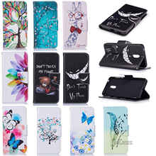 Luxury Leather For Nokia 6 Case Flip Cover Cases For Nokia 6 Bags Phone Protective Dirt-resistant with Card Insert capinhas capa