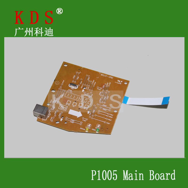 RM1-4607 Laserjet P1005 P1007 Formatter Board Logic board for hp Printer Parts<br><br>Aliexpress