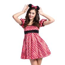 Minnie mouse costume disfraces carnaval halloween costume anime cosplay disfraces halloween plus size cosplay costumes fancy