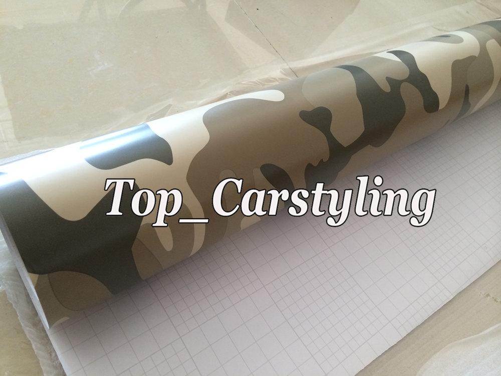 desert sanding camouflage vinyl car wrapping styling (1)