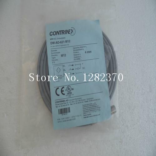 [SA] New original authentic special sales proximity switches CONTRINEX DW-AD-621-M12 spot --5pcs/lot<br>