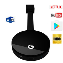 Wecast TV Stick for Google Chromecast 2 for Netflix YouTube Chrome Cast for Mirascreen G2 Miracast HDTV Display Dongle Adapter