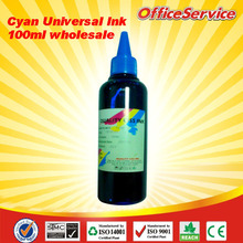 hot products printing  ink cyan 100ml colour ink  for epson brother   hp  canon printers