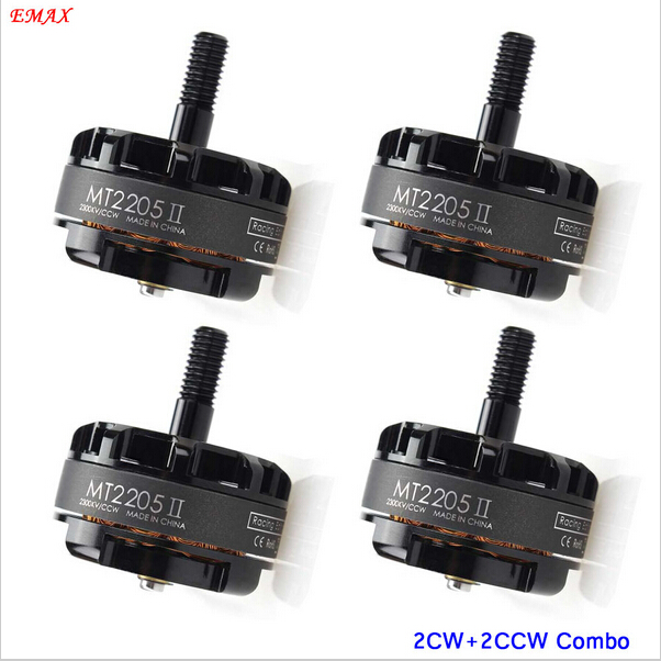 F16747 4pcs EMAX RC Brushless Motor 2300kv Racing Edition Multi-axle Copter 3mm Shaft Outrunner Drone Quadcopter<br><br>Aliexpress