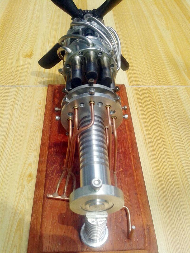Stirling engine 11