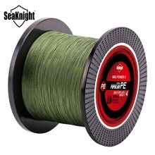 SeaKnight Brand TP500M/547Yds Super PE Braided Multifilament Fishing Line 8LB 10LB 20LB 30LB 40LB 60LB Braided Line Carp Fishing(China)