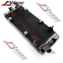 For Honda Steed 400 VLX400 1992-1997 Motorcycle Radiator water tank radiator water cooler