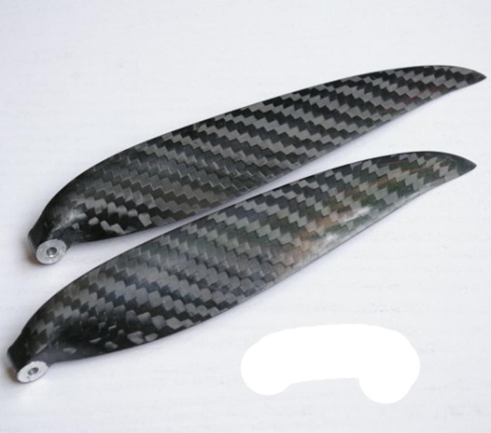 12x6.5 1265 273mm Carbon Fiber Folding Propeller Prop for Airplane Multi-Copter 1 pair<br><br>Aliexpress