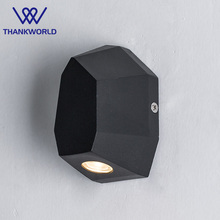 Hot sale wall lamp outdoor aluminum Outdoor wall-mounted luminaire modern wall fitting ip54 led outdoor light cob Fixture lamps