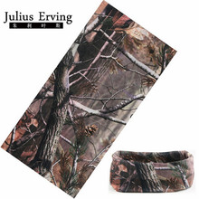 Julius Erving Many Style Leaves Multifunctional Seamless Bandana Motorcycle 25*48 Cm Custom Tube Bandana Headband Muffler Unisex