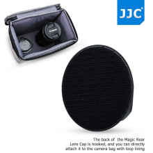 JJC Magic Rear Lens Cap Fast Conveniently Changes Camera Lens Save Time Lens Body Protector for Canon Nikon Sony Olympus etc.(China)