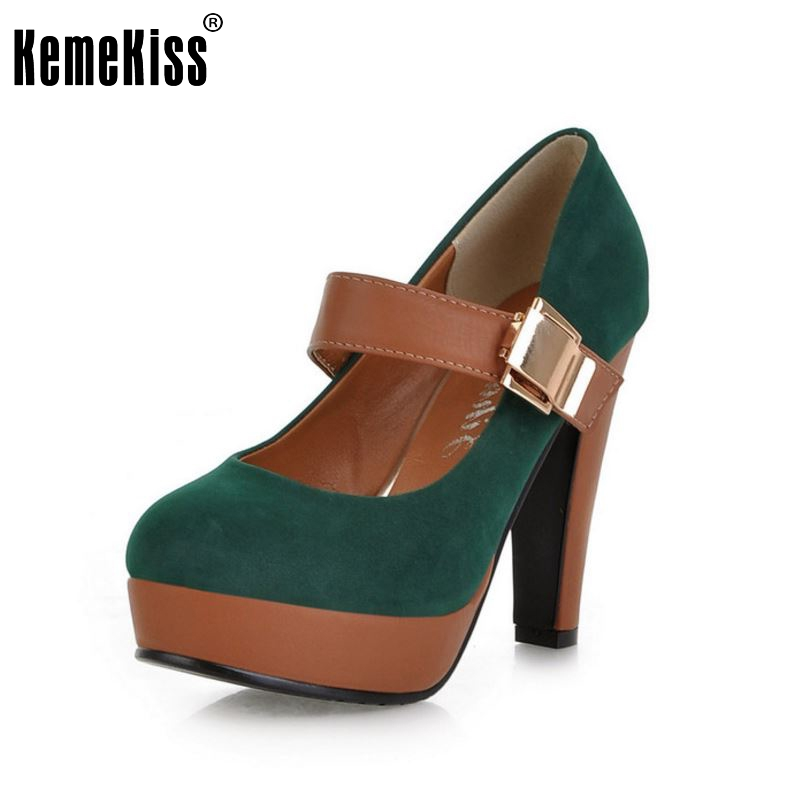 woman high heel shoes quality fashion dress casual lady pumps women sexy P2583 size 34-43<br><br>Aliexpress