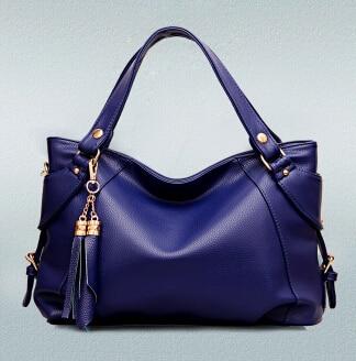 Genuine Leather Bags for Women Fringe Bag Ladies Womens Fashion Handbag Casual Shoulder Bag Bolsas Femininas Bolsos Mujer<br><br>Aliexpress