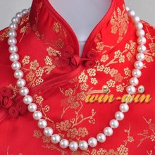 FREE SHIPPING 8-9mm Fresh Water Pearl Necklace Hot Cheap Fashion Jewellery Nice Jewelry  Good Gift on sale!!!