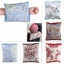 5 Patterns Baby Nursing Arm Pillow Cotton Washable Soft Infant Breastfeeding Arm Nursing Feeding Pillow Baby Care Accessories