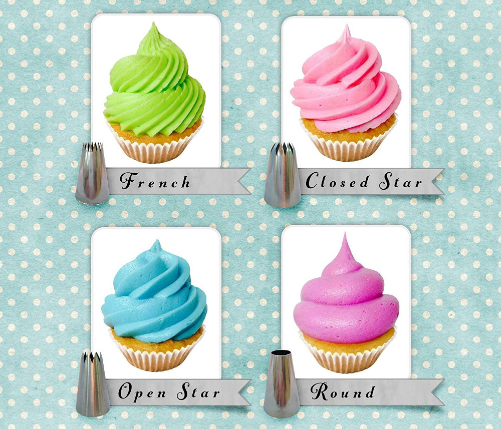 large icing tips