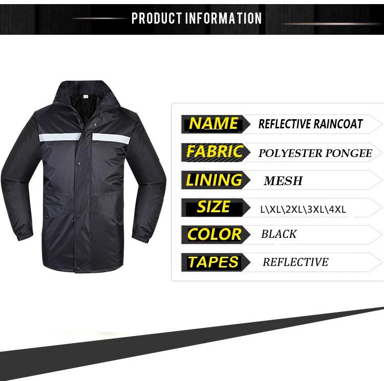 4XL Hi Viz Waterproof Rainsuit Set High Vis Visibility Jacket /& Trouser S