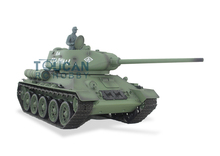 2.4Ghz HengLong 1/16 Scale Soviet T-34/85 RTR RC Tank Plastic Version Smog Sound 3909(China)