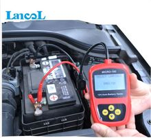 Lancol MICRO-100 Automotive 12V Vehicle Car Auto Battery Tester Analyzer 100-800CCA