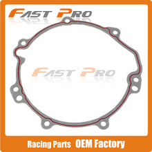 Motorcycle Stator Engine Cover Gasket for KAWASAKI Ninja ZX14R ZX-14R ZX14 R 2006-2016 ZZR1400 ZZR 1400 2008-2016 Concours 14(China)